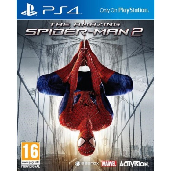 The Amazing Spider-Man 2 - PS4 usato
