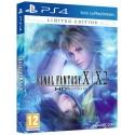 Final Fantasy X   X-2 HD Remaster - Steelbook Edition - PS4