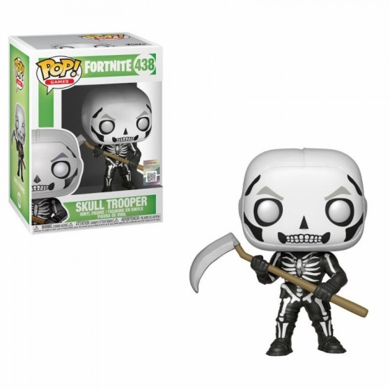 Funko Pop! - Skull Trooper - Fortnite