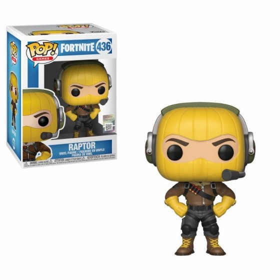 Funko Pop! - Raptor - Fortnite