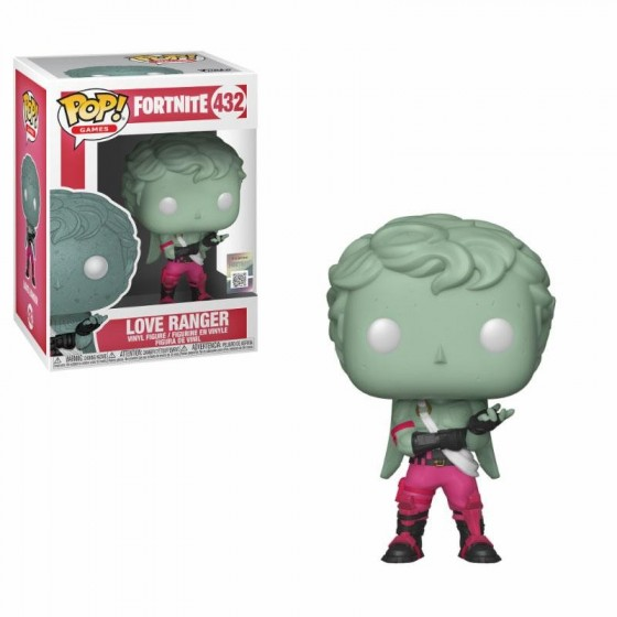 Funko Pop! - Love Ranger (432) - Fortnite
