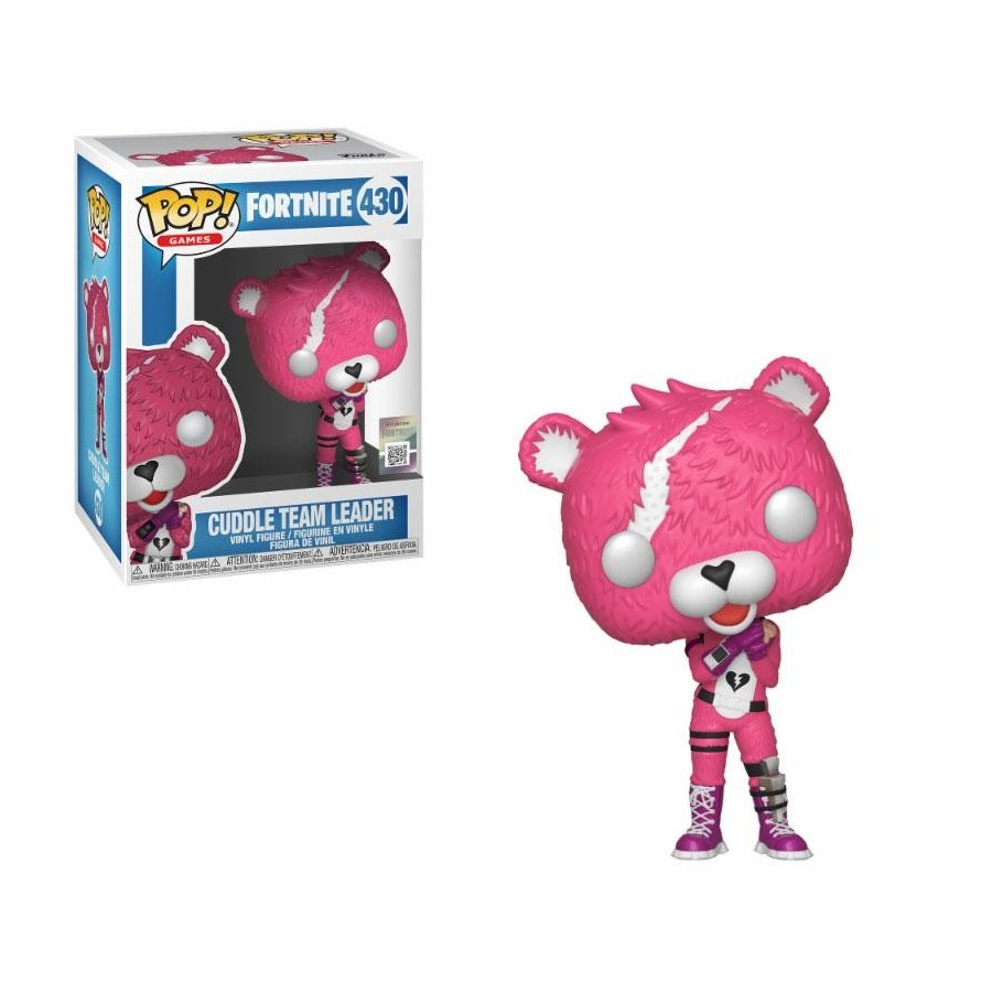 Funko Pop! - Cuddle Team Leader - Fortnite