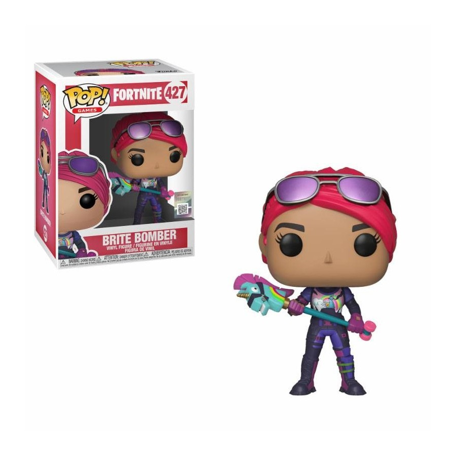 Funko Pop! - Brite Bomber - Fortnite