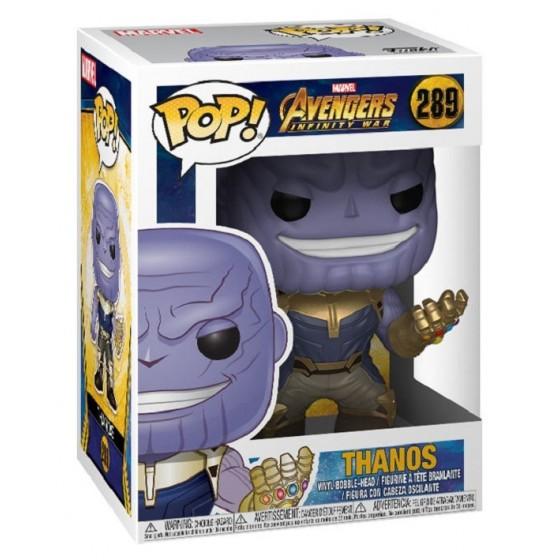 Funko Pop! - Thanos - Avengers Infinity War (295)