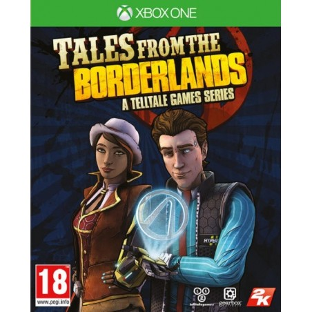 Tales From The Borderlands - Xbox One usato