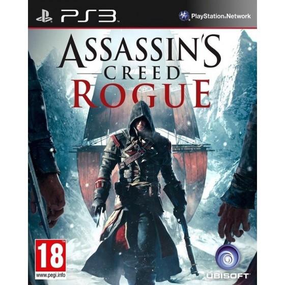 Assassin's Creed Rogue - PS3 usato