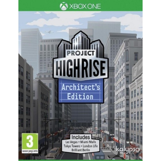 Project Highrise: Architect Edition - Xbox One