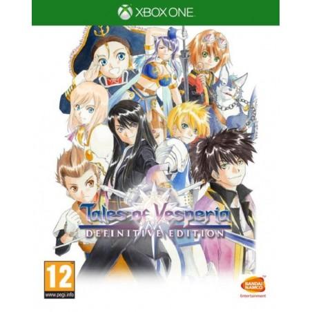 Tales Of Vesperia: Definitive Edition - Xbox One
