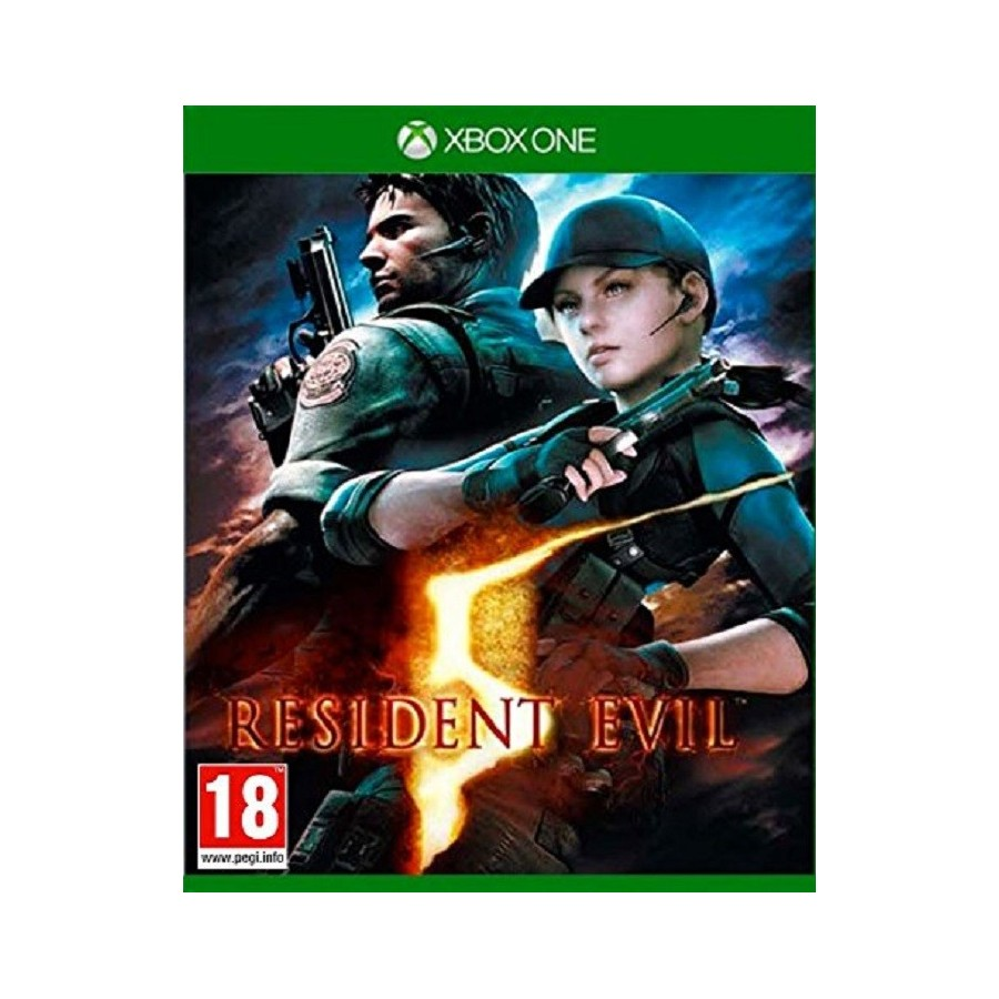 Resident Evil 5 HD - Xbox One