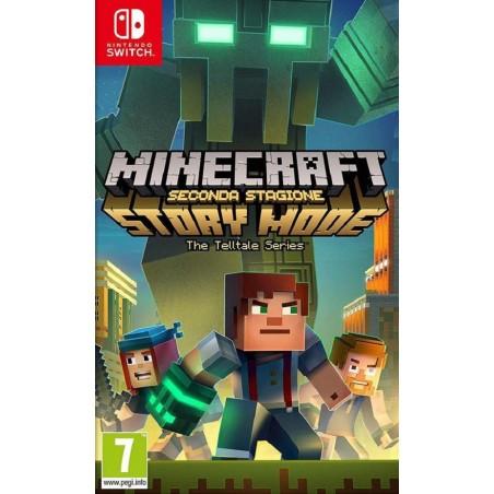 Minecraft: Story Mode - Season 2 - Switch