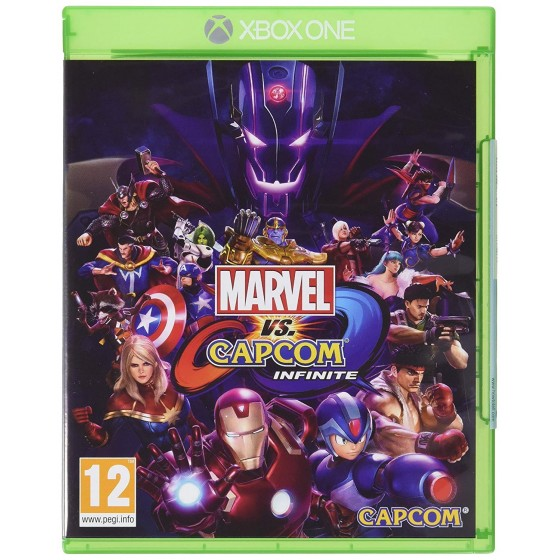 Marvel vs Capcom: Infinite - Xbox One
