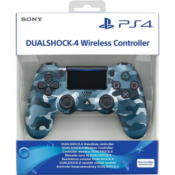 DUALSHOCK 4 Wireless Controller - Blue Camouflage