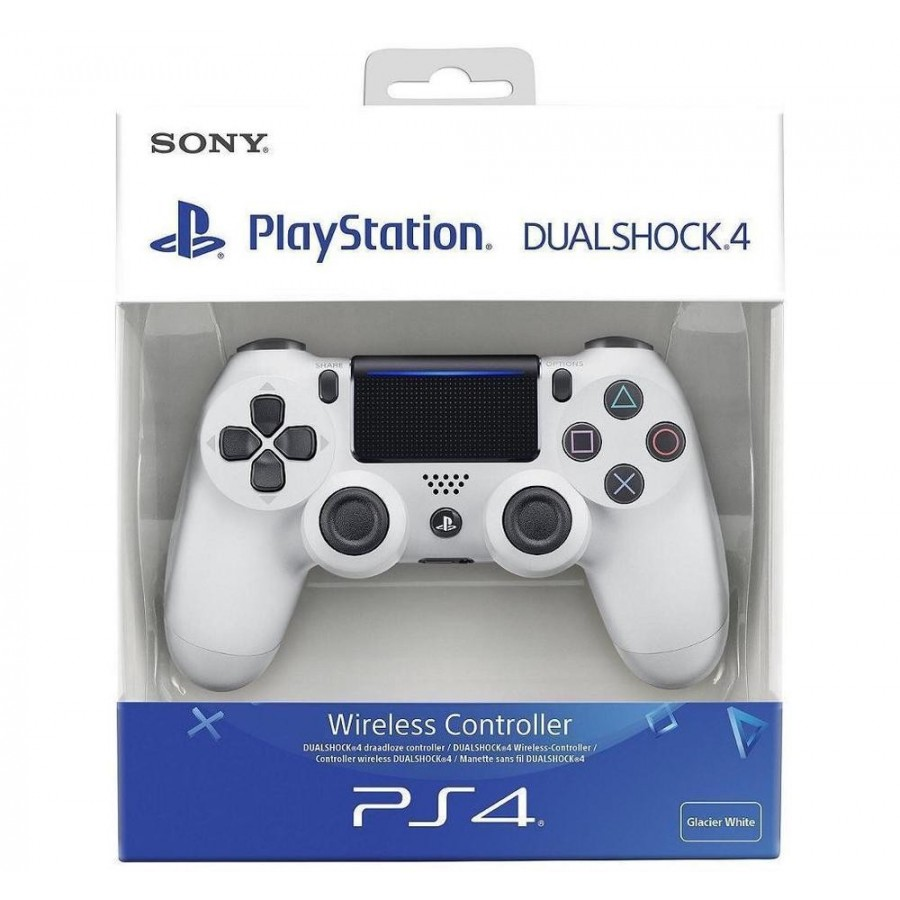 DUALSHOCK 4 Wireless Controller - Bianco
