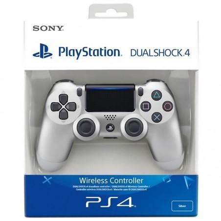 DUALSHOCK 4 Wireless Controller - Argento