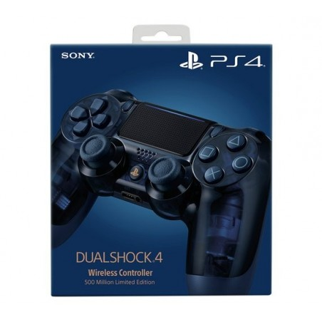 DUALSHOCK 4 Wireless Controller - 500 Milion Edition