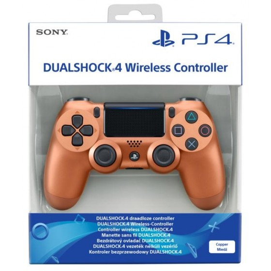 DUALSHOCK 4 Wireless Controller - Bronzo