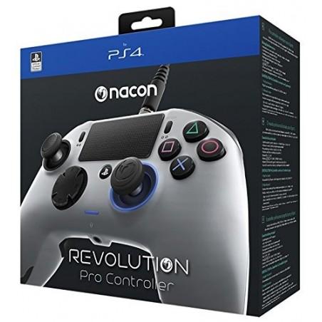 Nacon Revolution Pro Controller Wired - Grigio - PS4