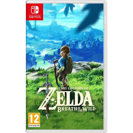 The Legend of Zelda: Breath of The Wild - Switch