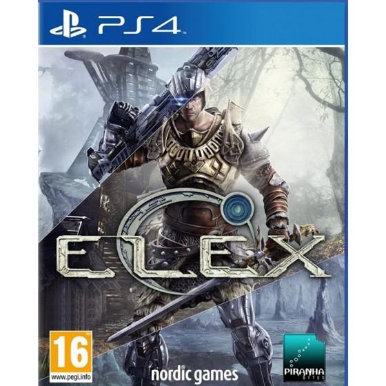 ELEX per Ps4