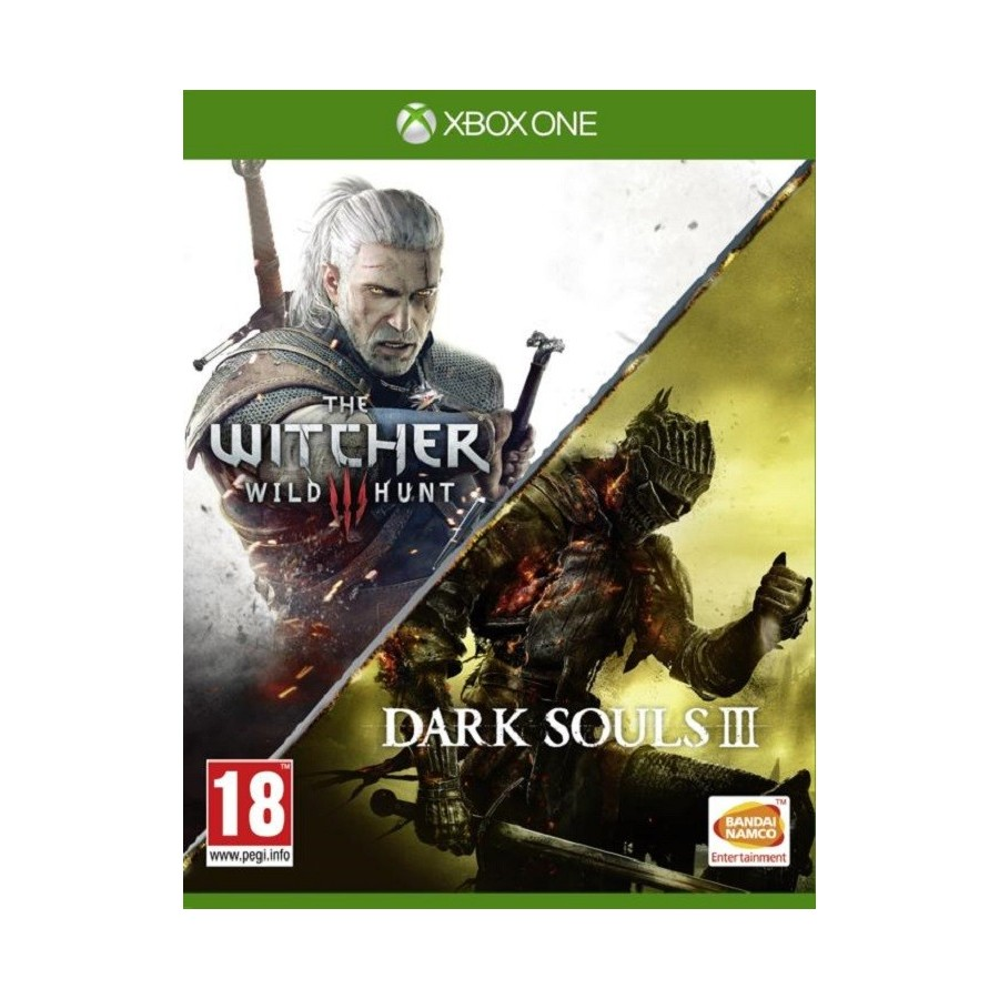 Dark Souls III e The Witcher 3 : Wild Hunt