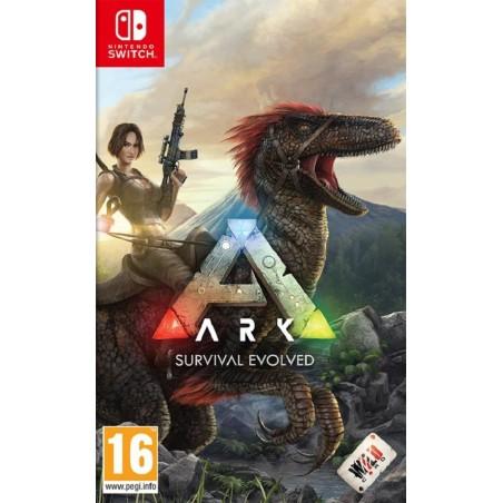 Ark Survival Evolved - Switch