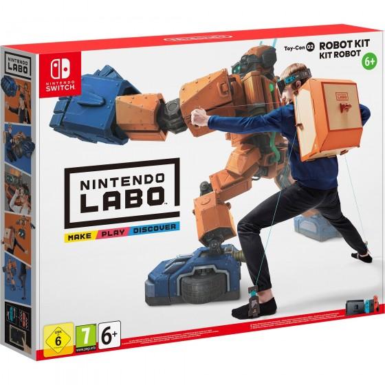 Nintendo Labo 02 Robot Kit - Switch