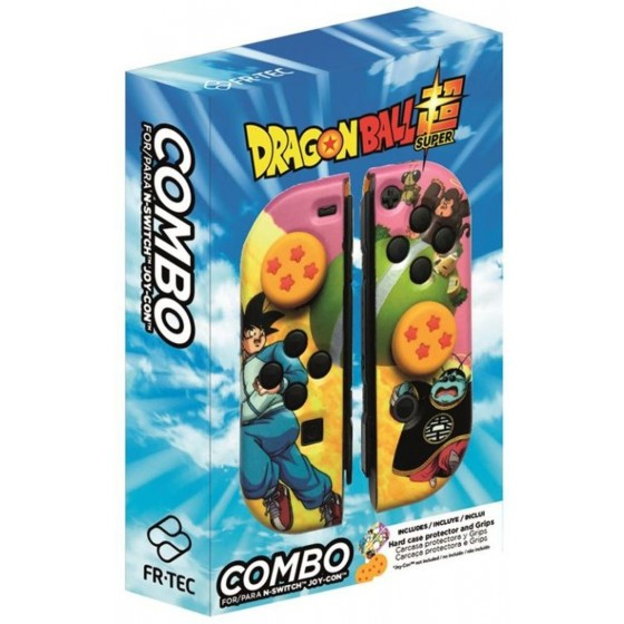 Cover Joy-Con - Dragon Ball - Switch