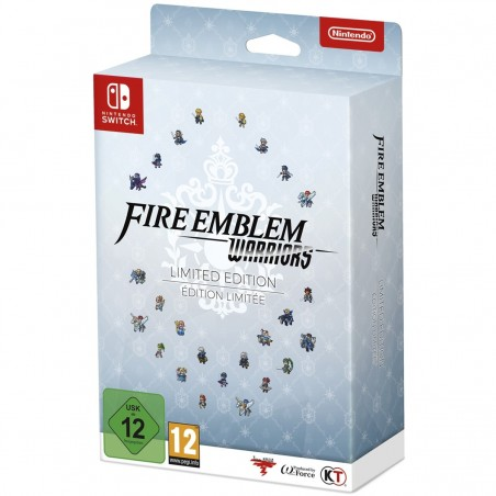 Fire Emblem Warriors - Limited Edition - Switch