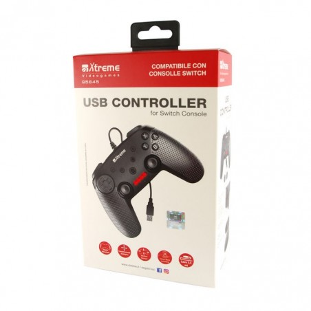 Controller Xtreme USB - Switch