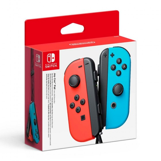 Joy-Con Controller Set Neon Blu/Rosso - Switch