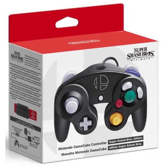 Controller GameCube - Switch